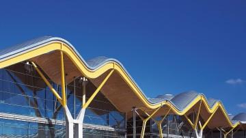 Barajas – tak trochu jiné letiště