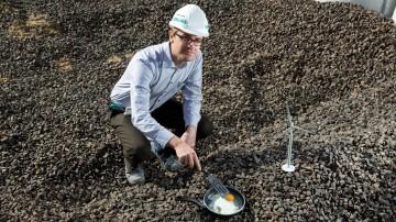 Skladování energie vhorkých kamenech