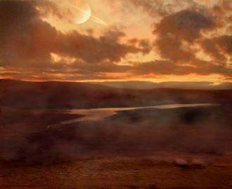 Meteorologie se stěhuje i na jiná vesmírná tělesa. Vědci zkoumají exotické atmosféry Marsu, Venuše či Titanu, měsíce Saturnu. Známe i plynové obaly na šesti exoplanetách, které obíhají cizí hvězdy.