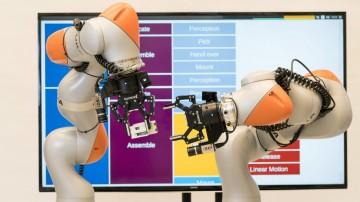 Robot, který nepotřebuje programátora