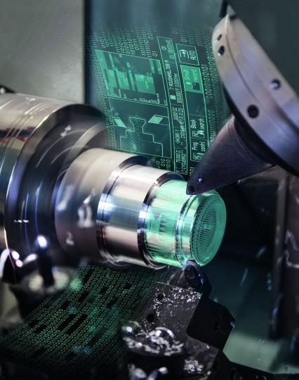Heller dodá zákazníkovi stroj a současně mu zajistí přístup v režimu 24/7 k této nové aplikaci.