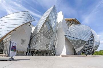 Eiffelova věž 21. století? Muzeum Nadace Louise Vuittona