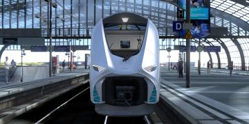 Vodík a akumulátory ve službách železnice