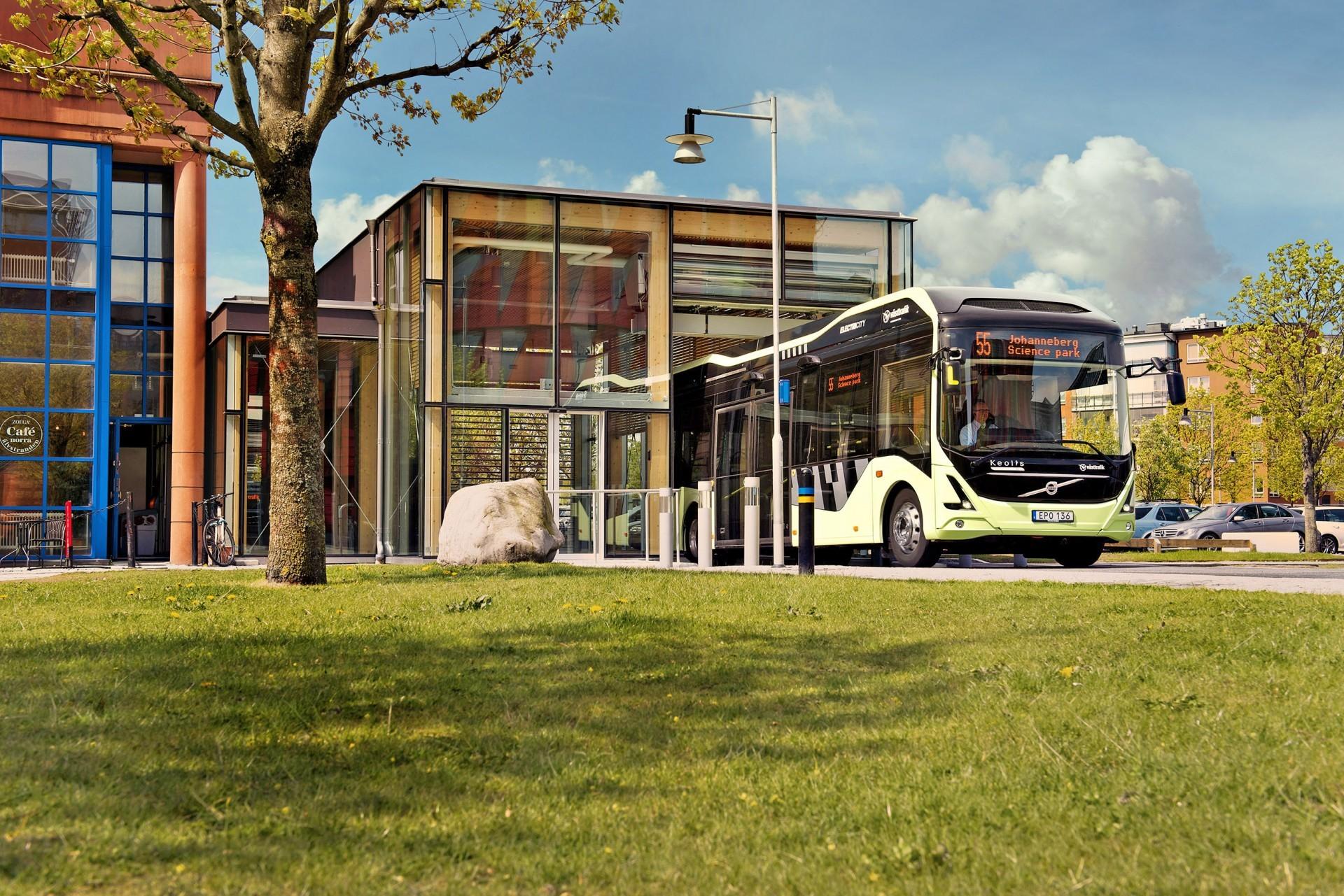 Cílem programu ElectriCity, který rozvíjejí ve Švédském Göteborgu, je udržitelná doprava.