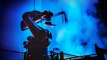Roboti se pustí do výroby módních tenisek